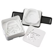 Star Wars Stormtrooper Pouch Sandwich Shaper