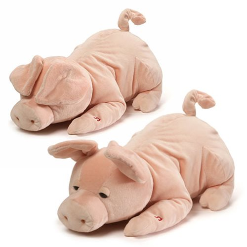 Wiggles Pig Animated Plush
