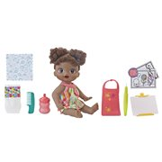 Baby Alive Finger Paint African American Baby Doll