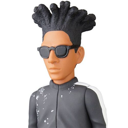 Jean-Michel Basquiat Sunglasses Ver. Vinyl Collectible Dolls