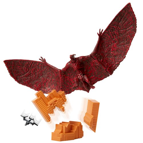 Godzilla: King of the Monsters 6-Inch Monster Packs Set