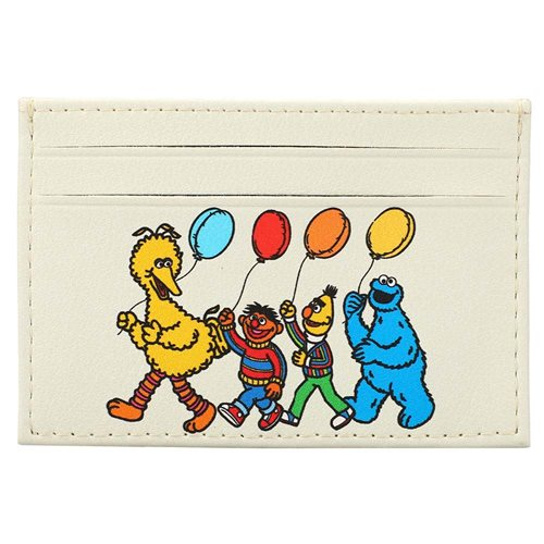 Sesame Street Friends Card Wallet