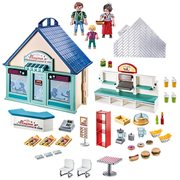 Playmobil 70111 Take Along Diner