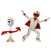 Toy Story 4 Forky and Duke Caboom Basic 7-Inch Action Figure