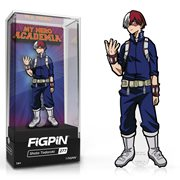 My Hero Academia Shoto Todoroki Hero Pose FiGPiN Enamel Pin