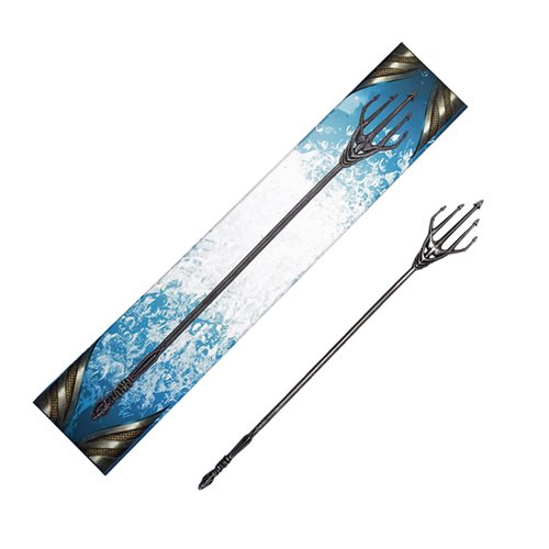 Aquaman Atlanna Trident Scaled Prop Replica