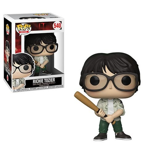 It Richie with Bat Pop! Vinyl Figure, Not Mint