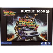 Back to the Future II 1,000 Piece Puzzle