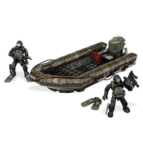 Mega Bloks Call of Duty RIB Coastal Attack
