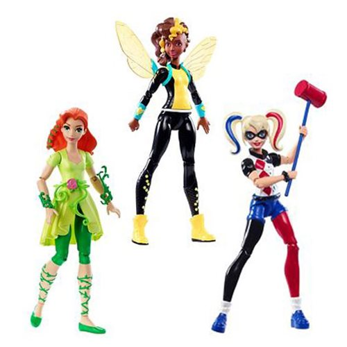 DC Super Hero Girls Non-Core Action Figure Case
