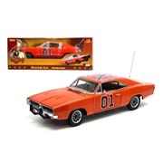 Dukes of Hazzard General Lee 1969 Dodge Charger 1:18 Scale Die-Cast Metal Vehicle