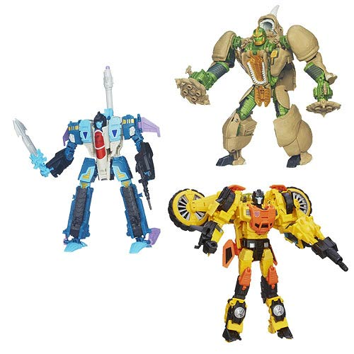 Transformers Generations Voyager Wave 5