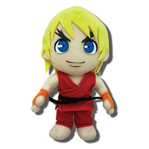 Street Fighter IV Ken 8-Inch Plush