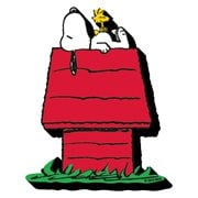 Peanuts Snoopy Dog House Funky Chunky Magnets