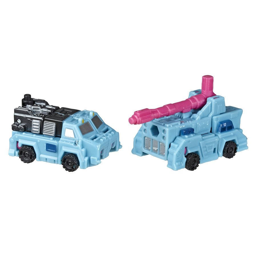 """Transformers Generations SIEGE Micromasters DIRECT HIT /& POWER PUNCH 2/"""" Figure ~"""