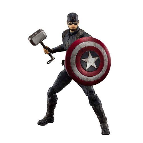Avengers: Endgame Captain America Final Battle S.H.Figuarts