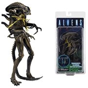 Aliens Series 12 BrownXenomorph Warrior Battle Damaged Action Figure