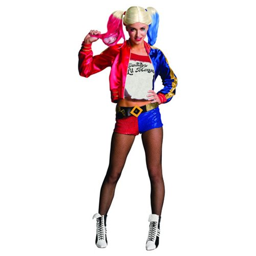 Suicide Squad Harley Quinn Deluxe Costume