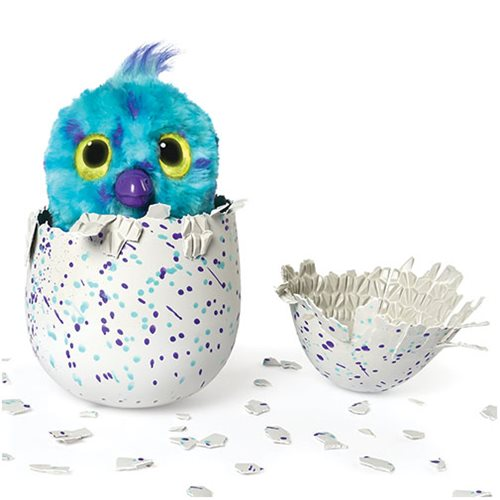 Hatchimals Fabula Forest Puffatoo Electronic Plush