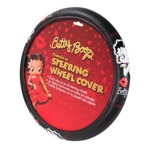 Betty Boop Timeless Speed Grip Steering Wheel Cover