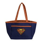 Superman Logo  Mini-Tote Bag