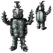 Ultraman Leo Satan Beetle Fifth Period Sofubi Vinyl Figure