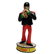 Beatles Yellow Submarine Sgt. Pepper Ringo Bobble, Not Mint