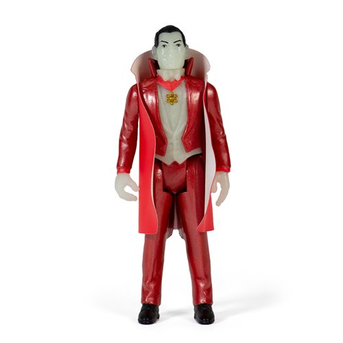 Universal Monsters Dracula Glow in the Dark ReAction Figure - NYCC 2019 Exclusive