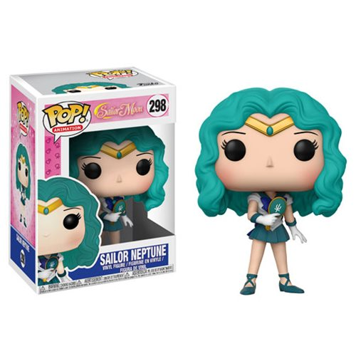 Sailor Moon Sailor Neptune Pop! Vinyl Figure #298
