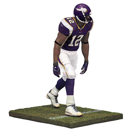 NFL Series 25 Percy Harvin Action Figure