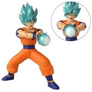 Dragon Ball Attack Super Saiyan Blue Goku 7-Inch Action Figure