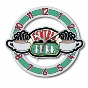 Friends Central Perk Clock