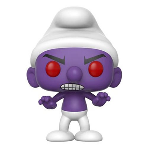 Smurfs GNAP! Smurf Purple Pop! Vinyl Figure #274