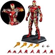 Avengers: Infinity Saga Iron Man Mark 43 DLX 1:12 Scale Action Figure