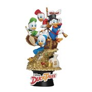 Disney Classic Ducktales DS-061 D-Stage 6-Inch Statue