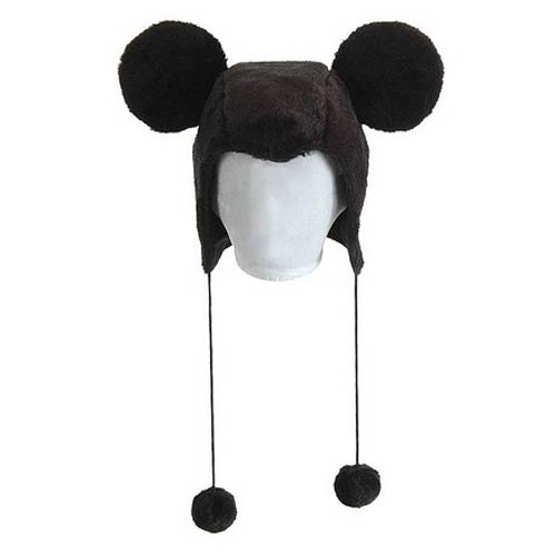 Mickey Mouse Laplander Hat with Ears