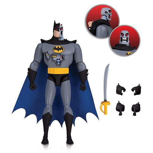 Картинки по запросу Batman New Adventures / The Animated Series Figures - Gray Ghost