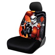 Batman Harley Quinn Ha Ha Low Back Seat Cover, Not Mint