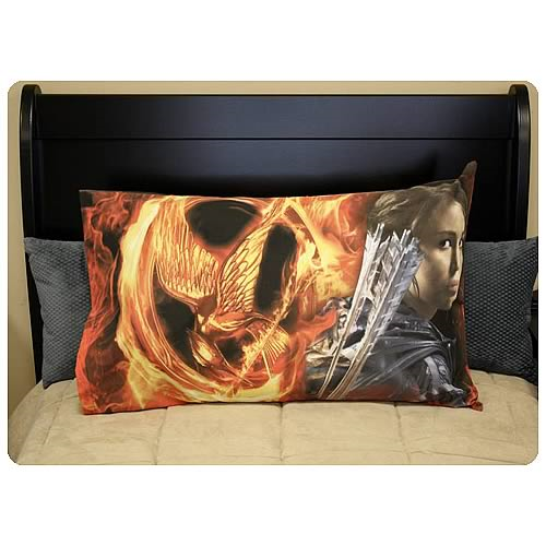 Hunger Games Movie Katniss Everdeen Pillowcase