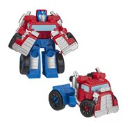 Transformers Rescue Bots Academy Rescan Optimus Prime Hot Rod