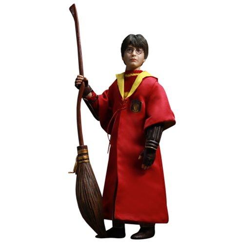Harry Potter Chamber of Secrets Quidditch Harry Potter 1:6 Scale Action Figure