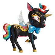 The World of Miss Mindy Unicorn Deer Dark of Night Statue