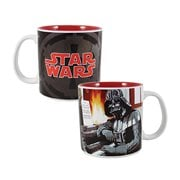 Star Wars Darth Vader Holiday 20 oz. Ceramic Mug