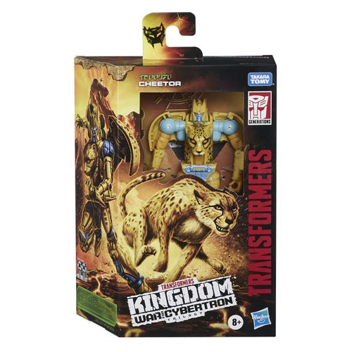 Transformers Generations Kingdom Deluxe Wave 1 Case