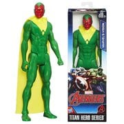 Avengers Titan Hero Series Marvel's Vision 12-Inch Action Figure