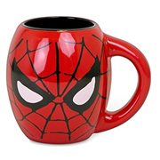 Spider-Man Red 18 oz. Ceramic Oval Mug