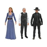 Westworld Select Series 1 Action Figure Set