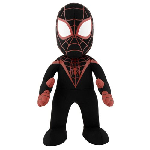 Spider-Man Miles Morales 10-Inch Plush Figure