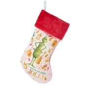 The Grinch 19-Inch Printed Cuff Stocking