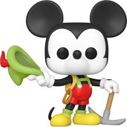 Disneyland 65th Anniversary Mickey in Lederhosen Pop! Vinyl Figure